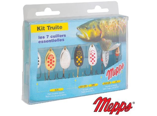 Блесна mepps kit