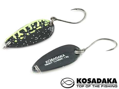 Kosadaka Trout Police Trout Classic 23mm 1.8gr