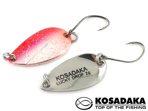 Kosadaka Trout Police Lucky Drop 23mm 2gr