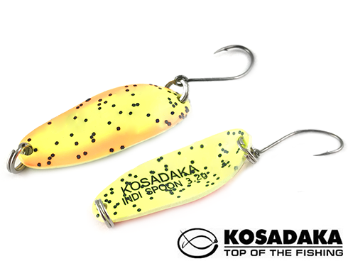 Kosadaka Trout Police Indi Spoon 32mm 3.2gr