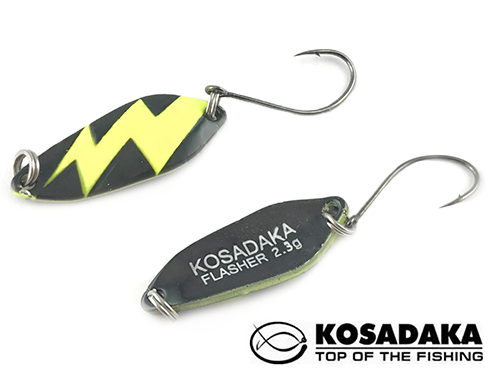 Kosadaka Trout Police Flasher 26mm 2.3gr