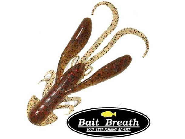 """Bait Breath Rush Craw 2.8"""""""
