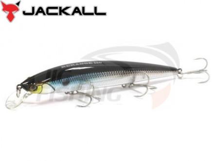 JACKALL RERANGE 110SP DOUBLE CLUTCH GOLD /& BLACK