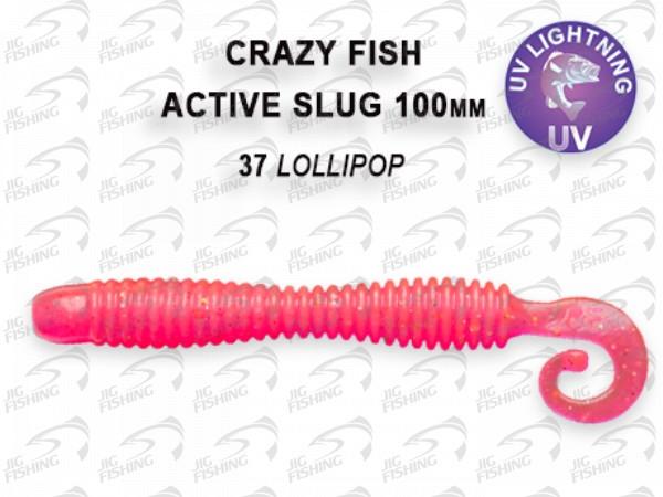 мягкие приманки crazy fish купить