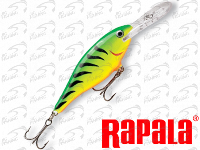 Воблер Rapala Shad Rap SR08 #FT