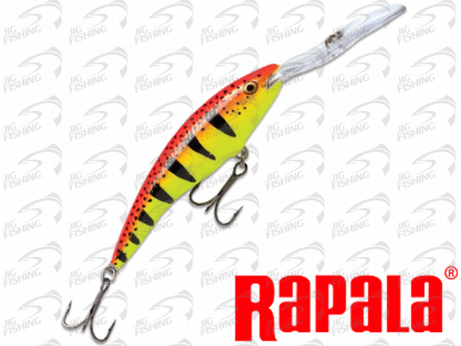 Воблер Rapala Tail Dancer Deep TDD09 #HT